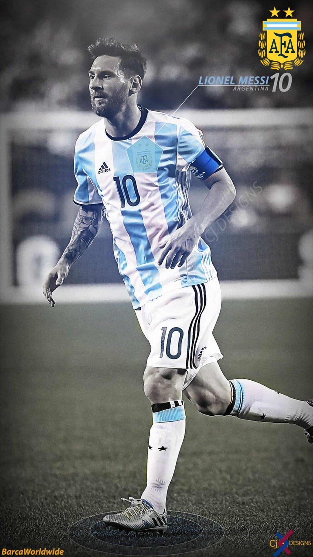 Messi Argentina 2018 Wallpapers Wallpaper Cave
