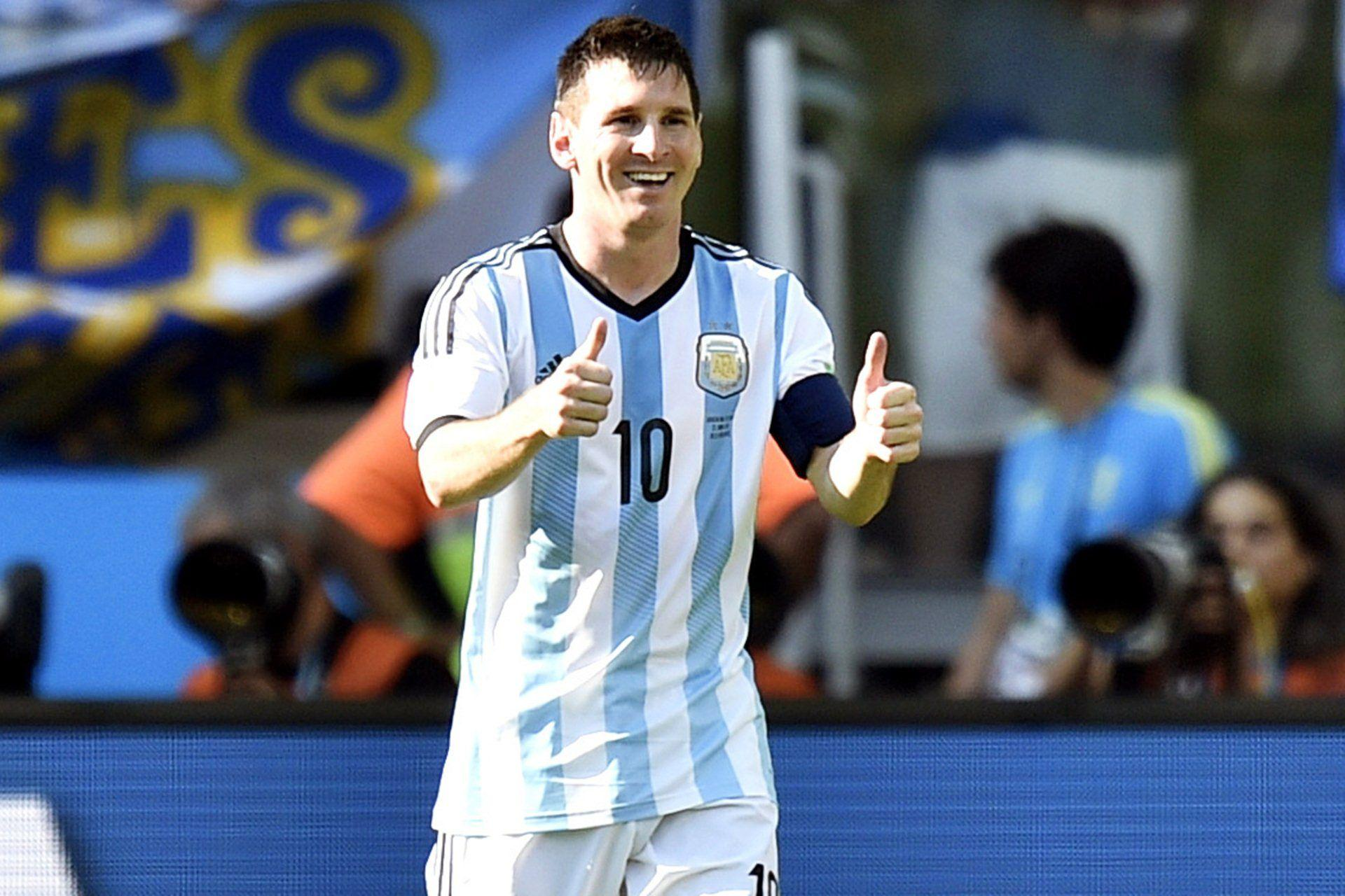 Messi 2018 World Cup Wallpapers Wallpaper Cave