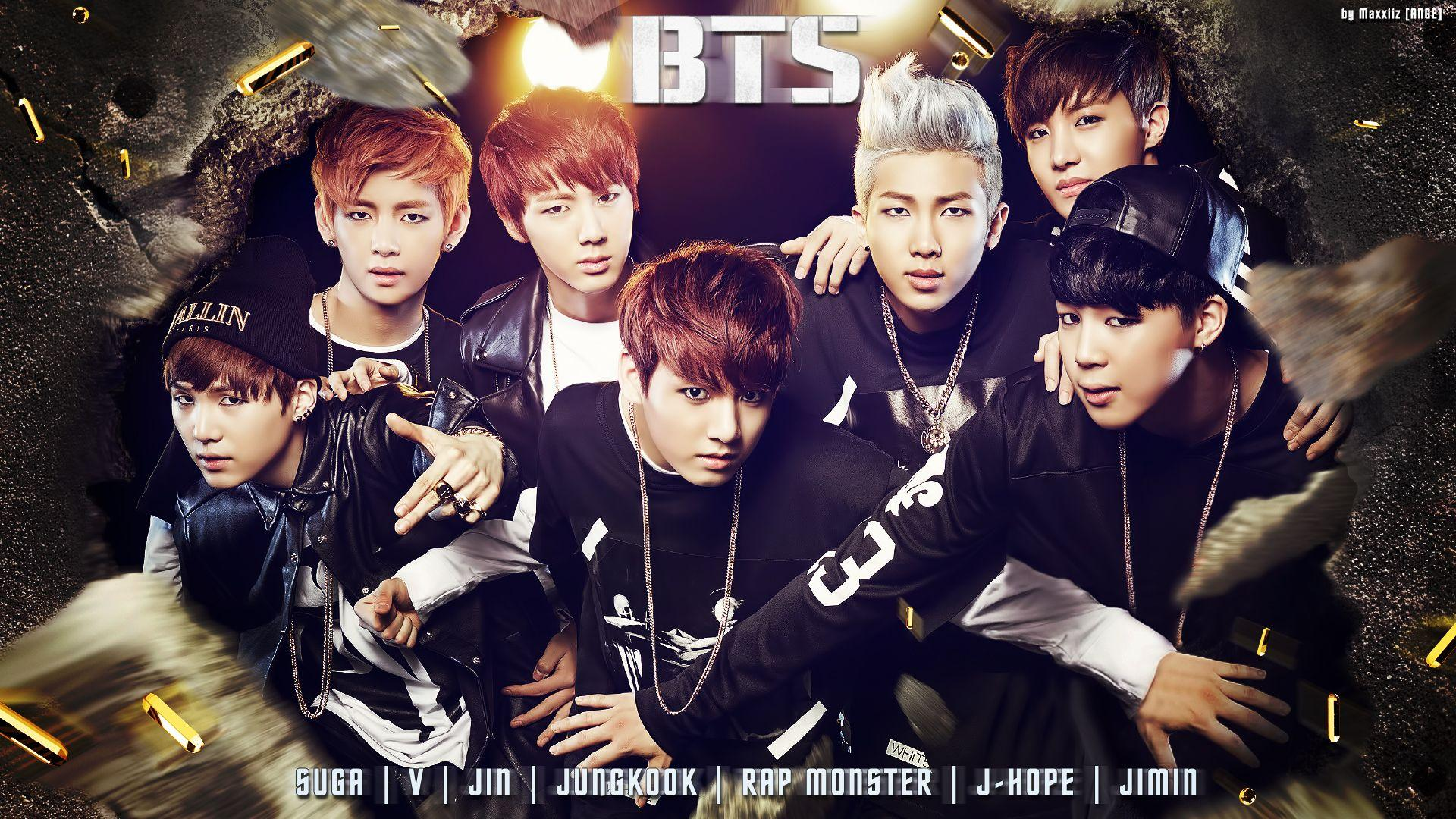 Bts Themes Wallpapers Wallpaper Cave