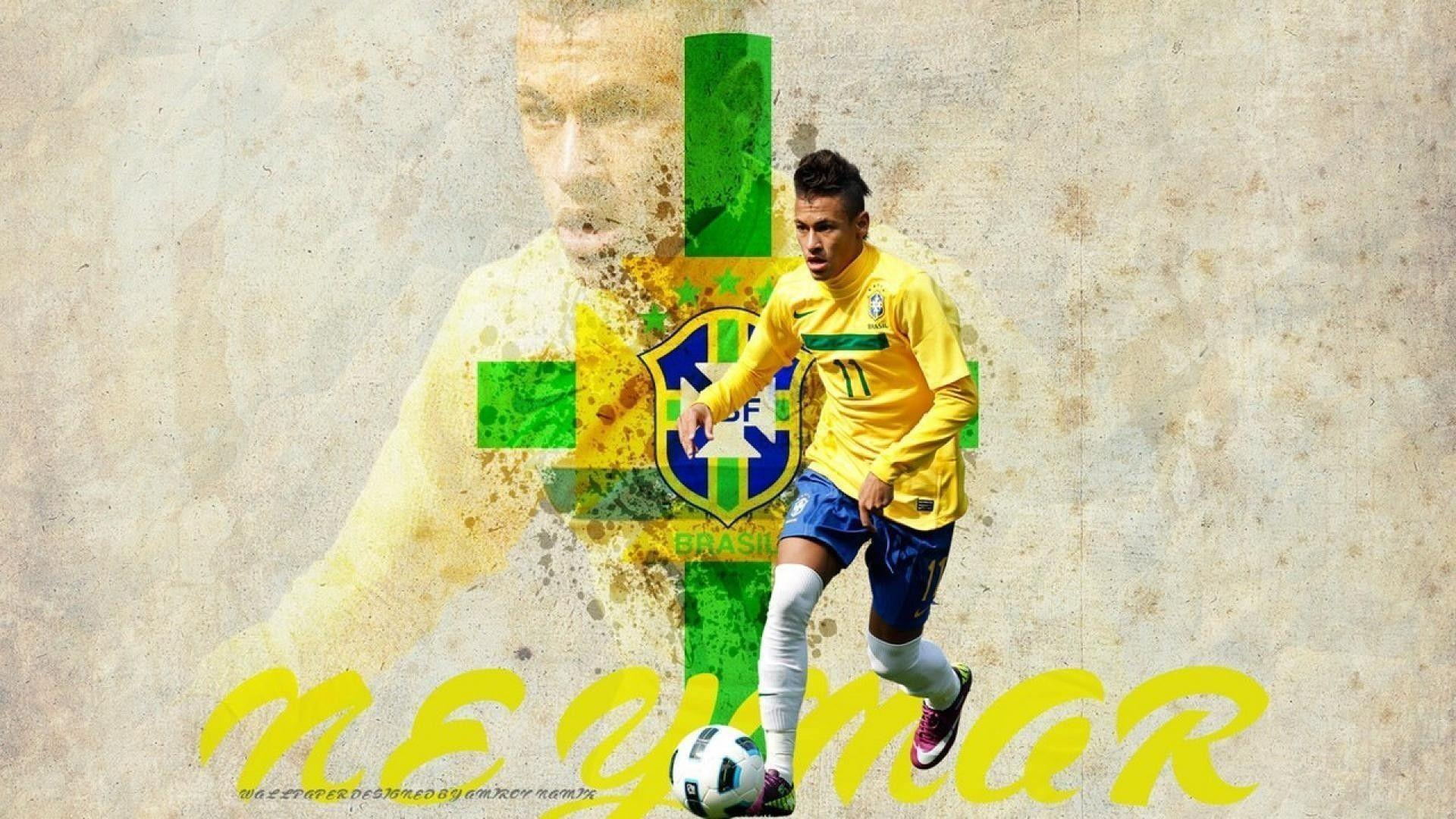 Neymar Brazil Wallpaper 2018 HD 74+ - Page 3 of 3 - xshyfc.com