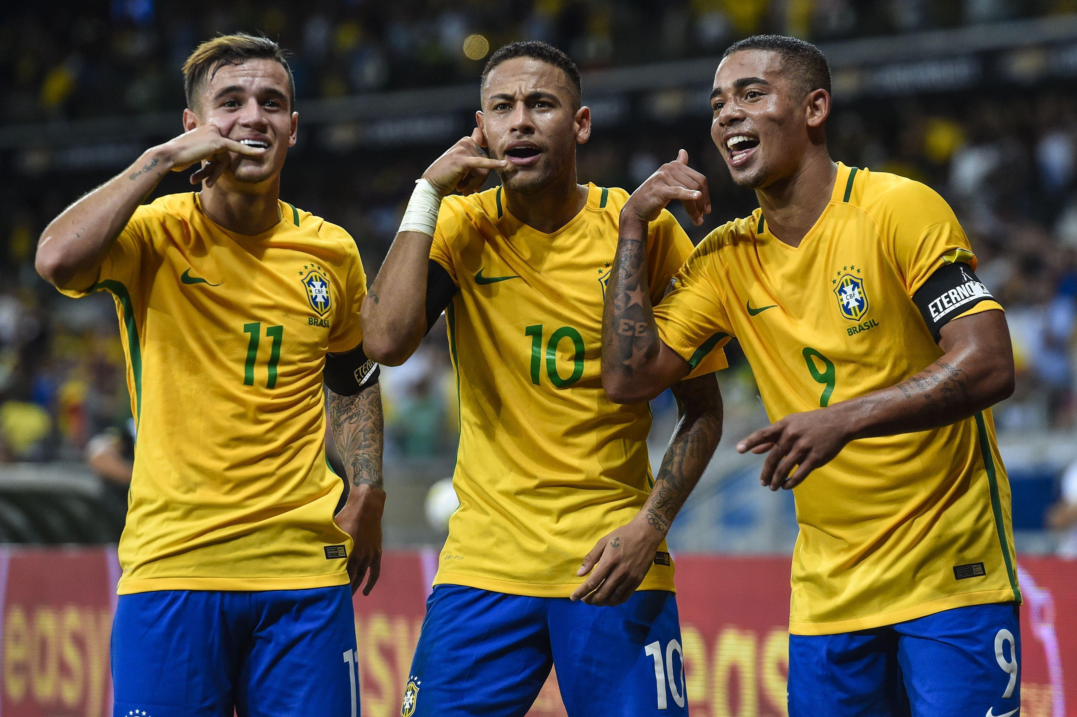 Brazil World Cup 2018 preview: Lineup, tactics, predictions | Sports ...