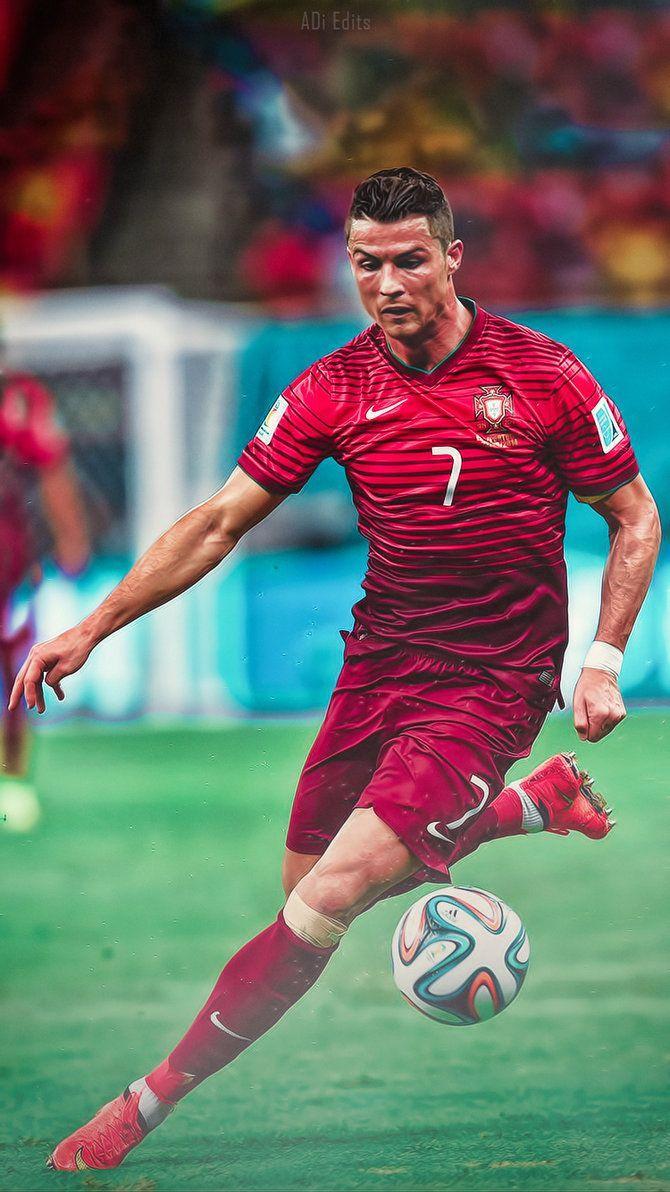 Cristiano Ronaldo Portugal 2018 Wallpapers Wallpaper Cave