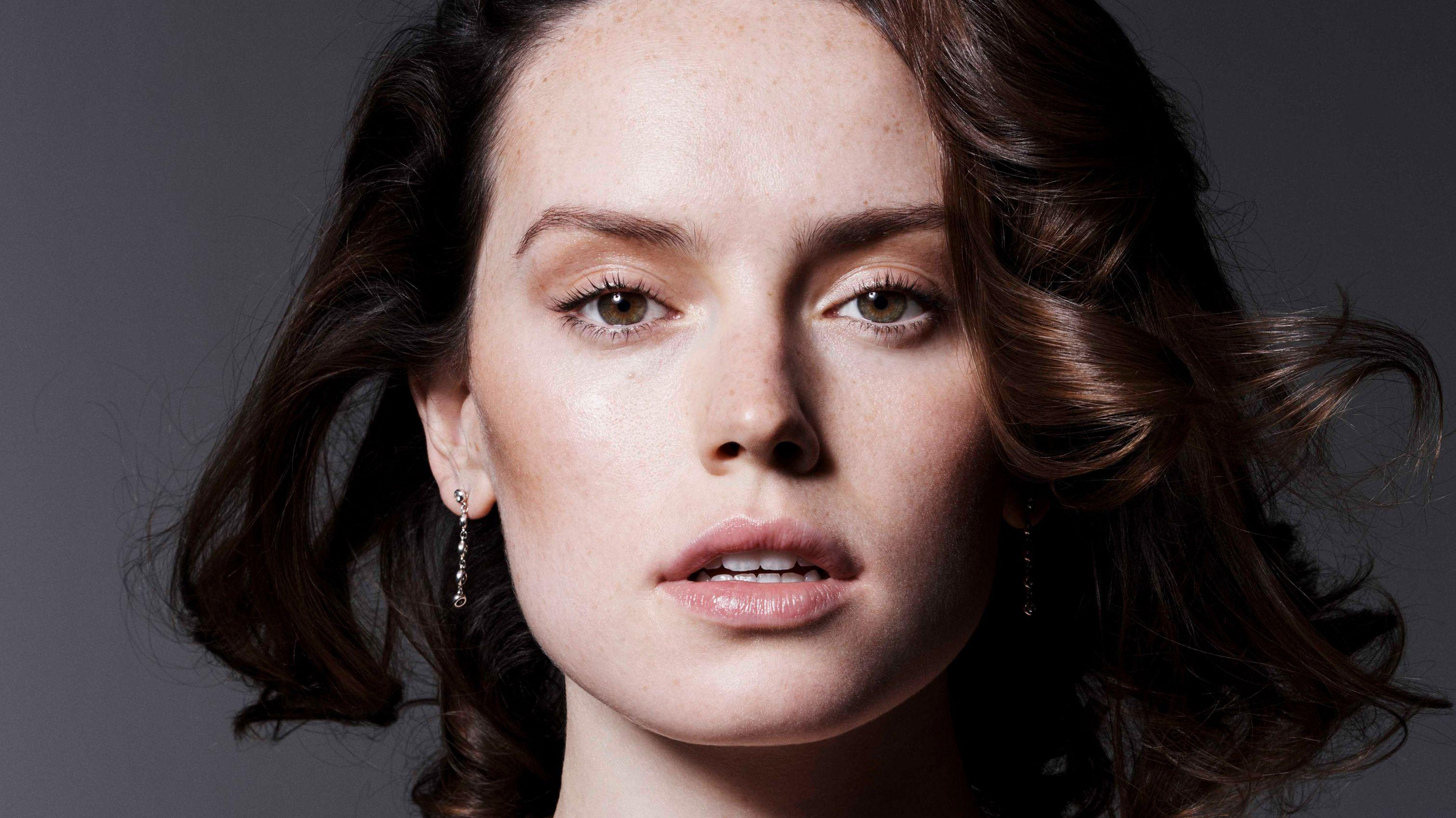 Daisy Ridley Closeup 2018, HD Celebrities, 4k Wallpapers, Images ...