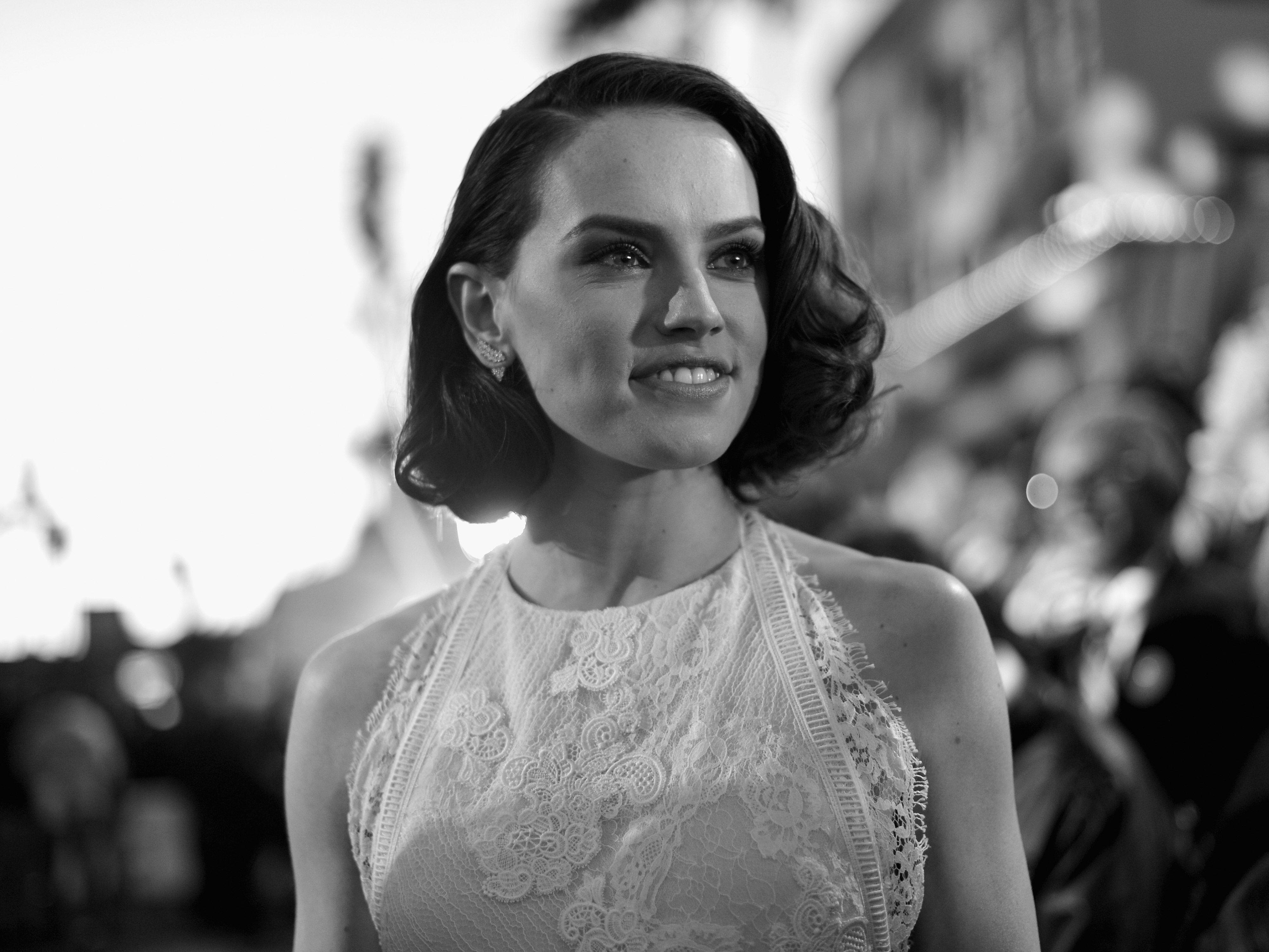 2018 Daisy Ridley Monochrome, HD Celebrities, 4k Wallpapers, Images ...