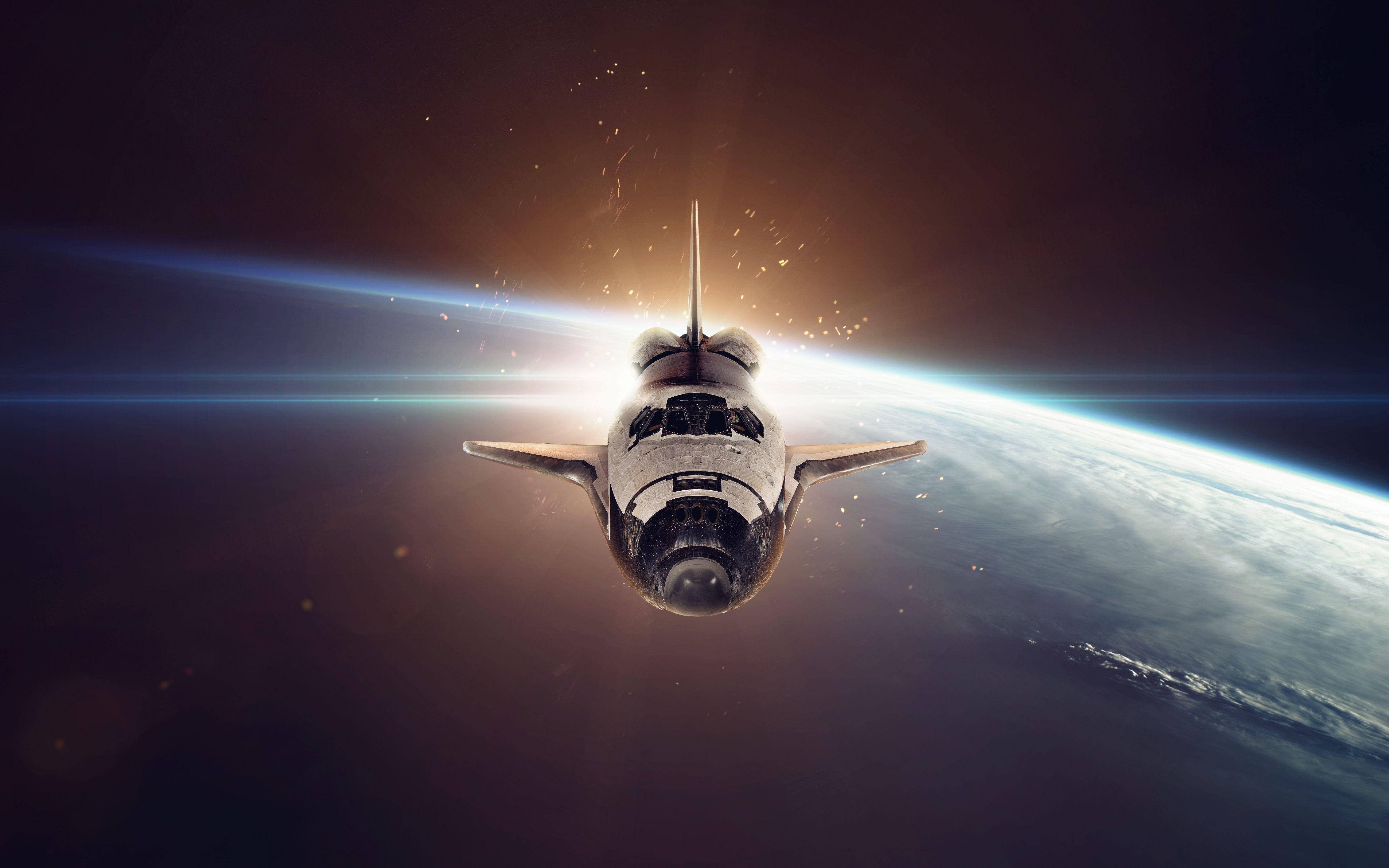 104 Space Shuttle HD Wallpapers | Background Images - Wallpaper Abyss