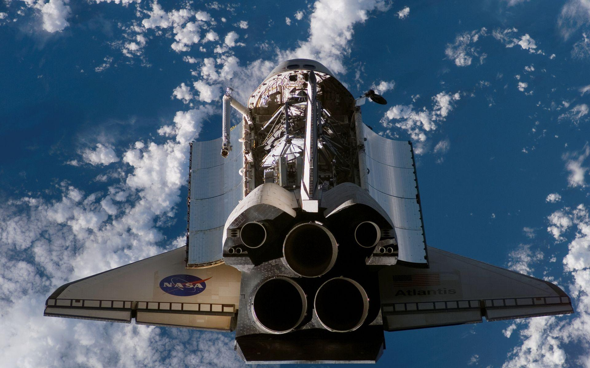 Space Shuttle atlantis Full HD Wallpaper and Background Image ...