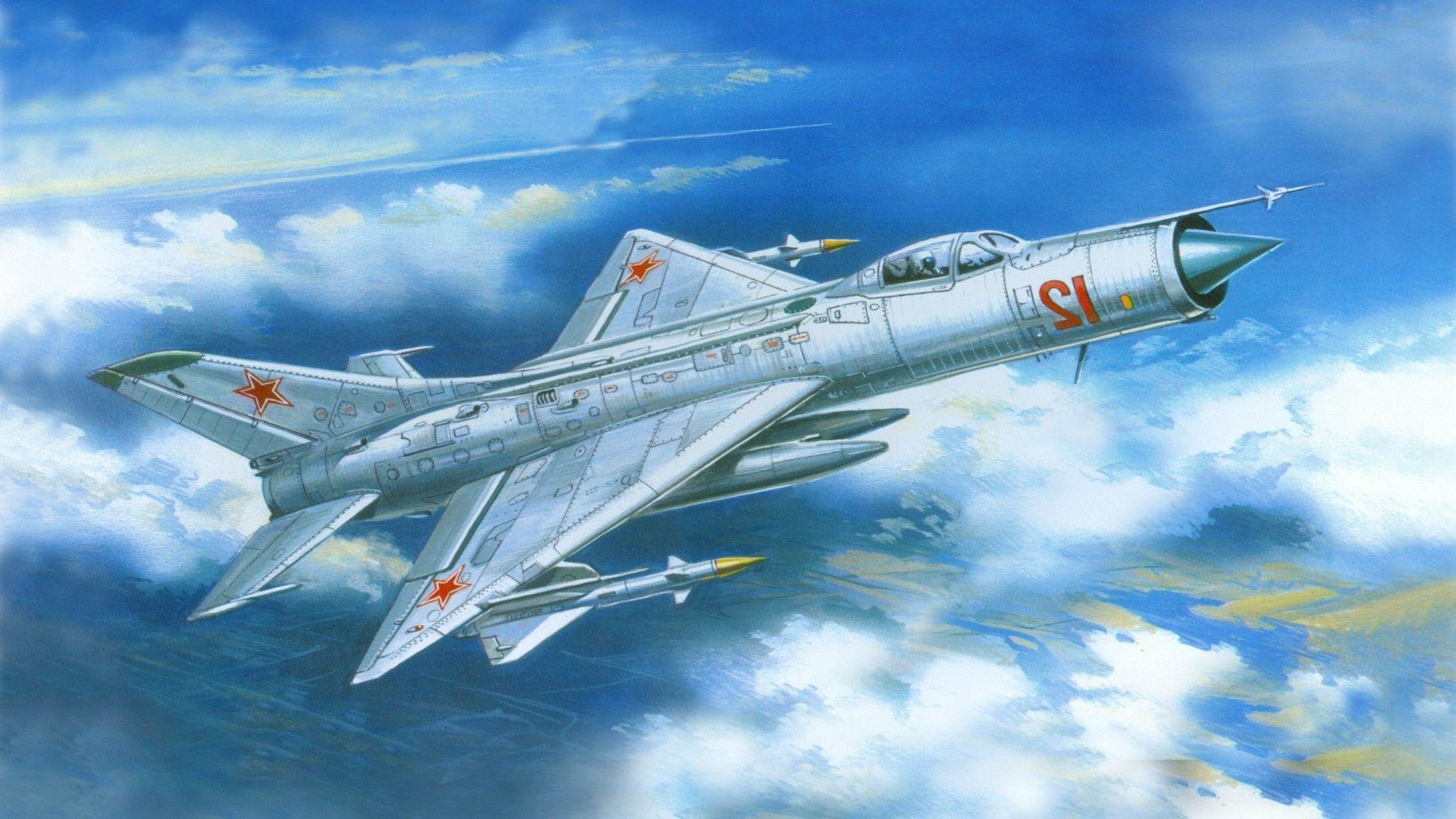 Airplane Painting Art Fighter Flight Aviation Wallpapers And Photos ...