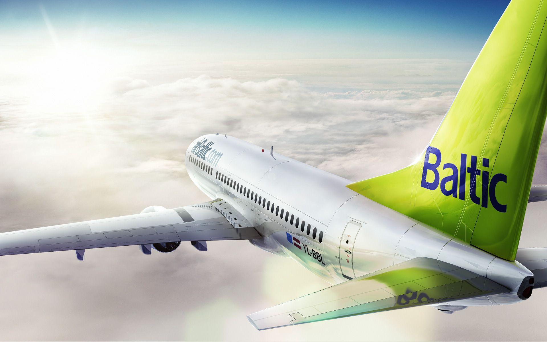 Wallpapers - airBaltic planes | airBaltic