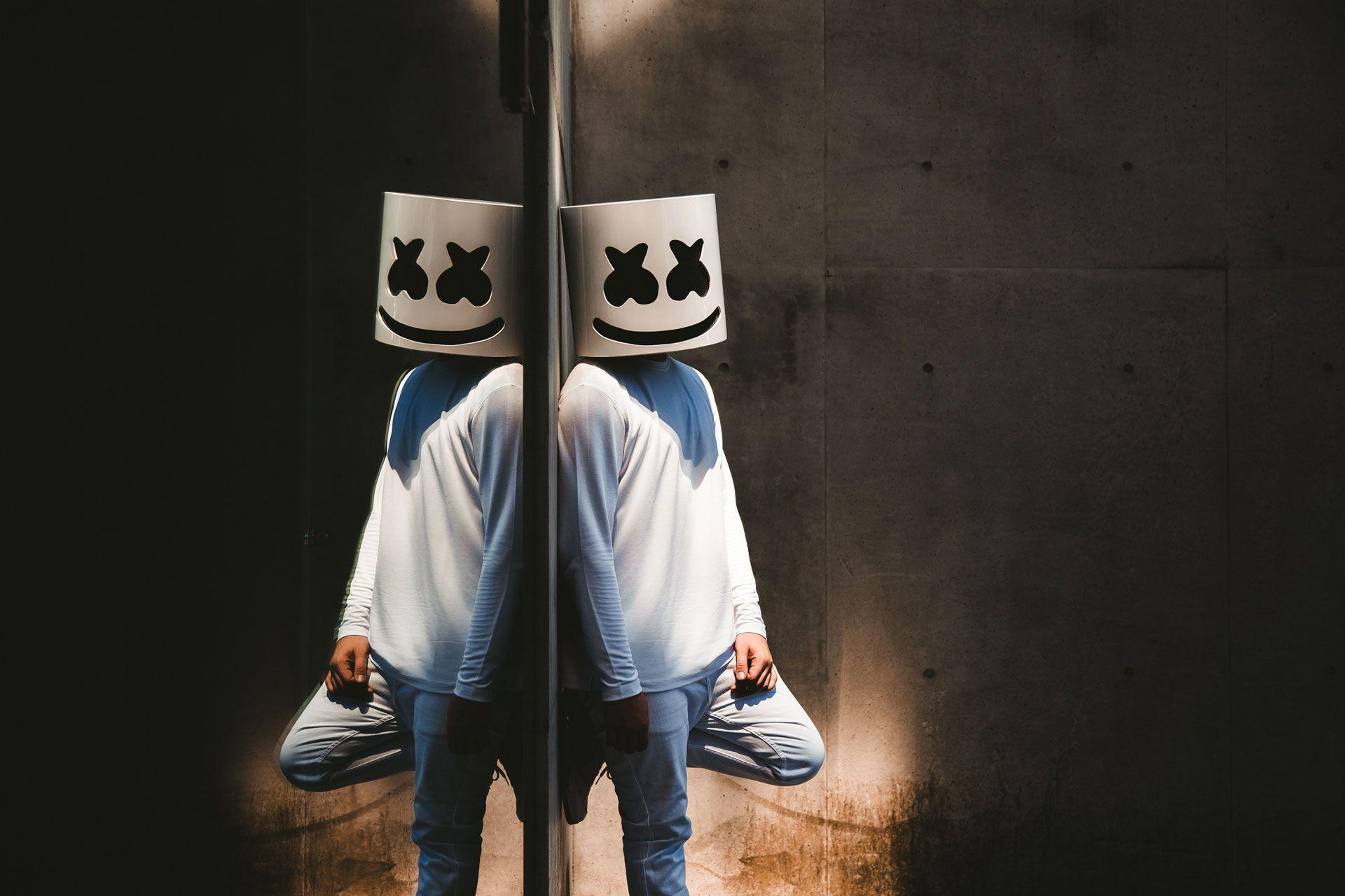 Marshmello DJ 2018 Wallpapers - Wallpaper Cave