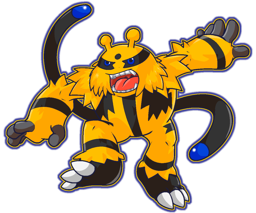 Electivire by CatchShiro