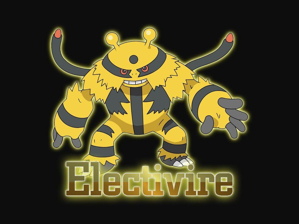Electivire Wallpapers