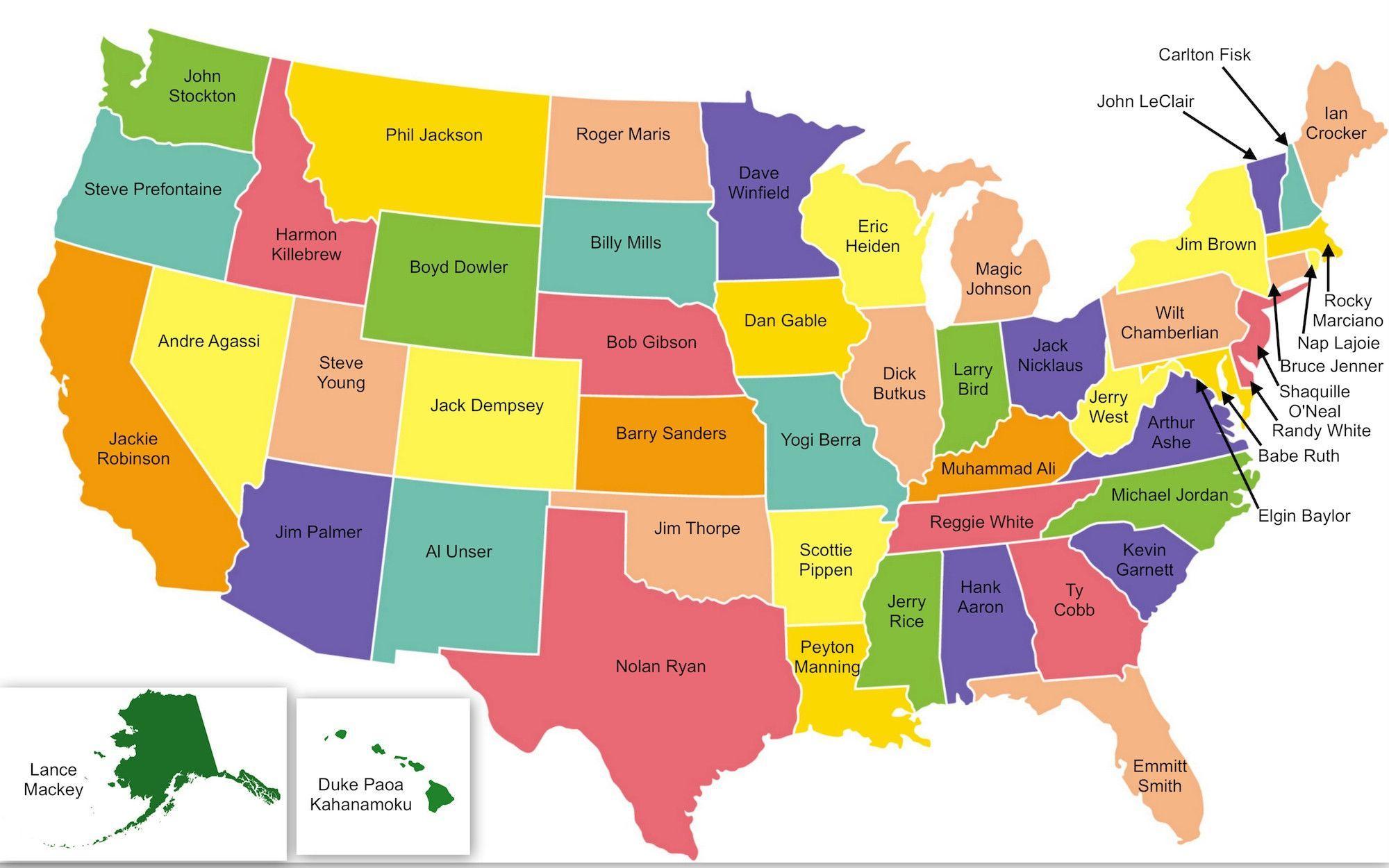America Map Wallpapers Wallpaper Cave