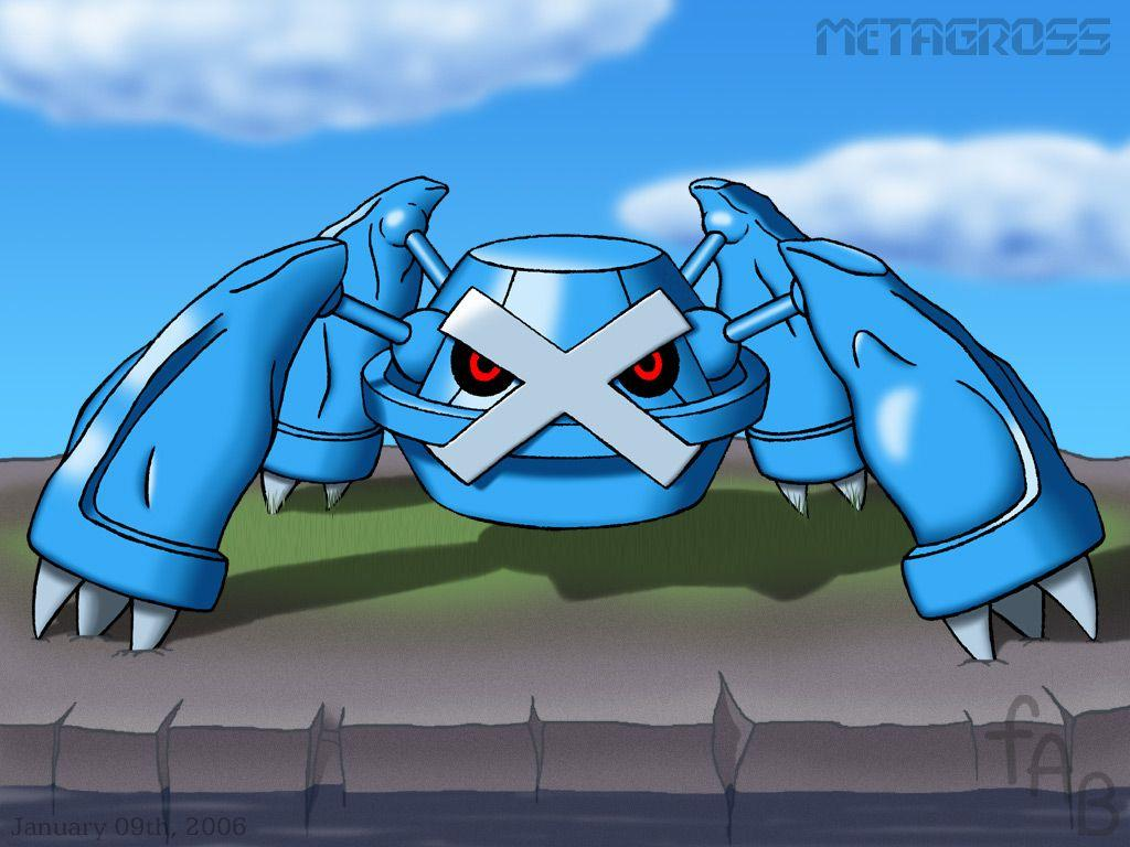Metagross by fab