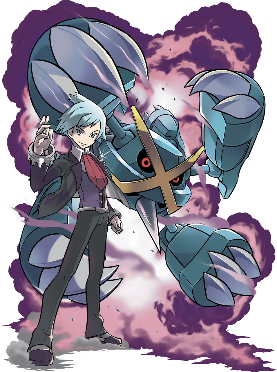 Steven's Metagross - Bulbapedia, the community-driven Pokémon ...