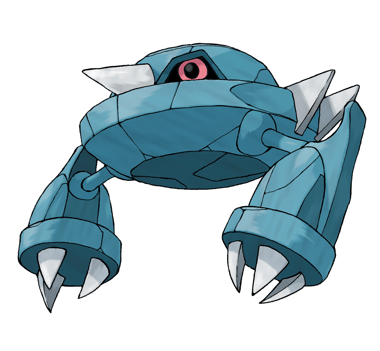 375 METANG | Draw This! (Pokemon Hoenn Region) | Pinterest | Hoenn ...