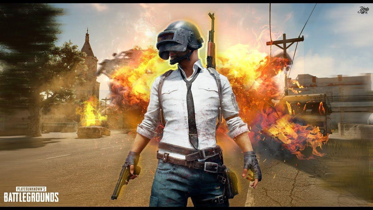 Pubg Artwork Wallpapers: PUBG PC Wallpapers