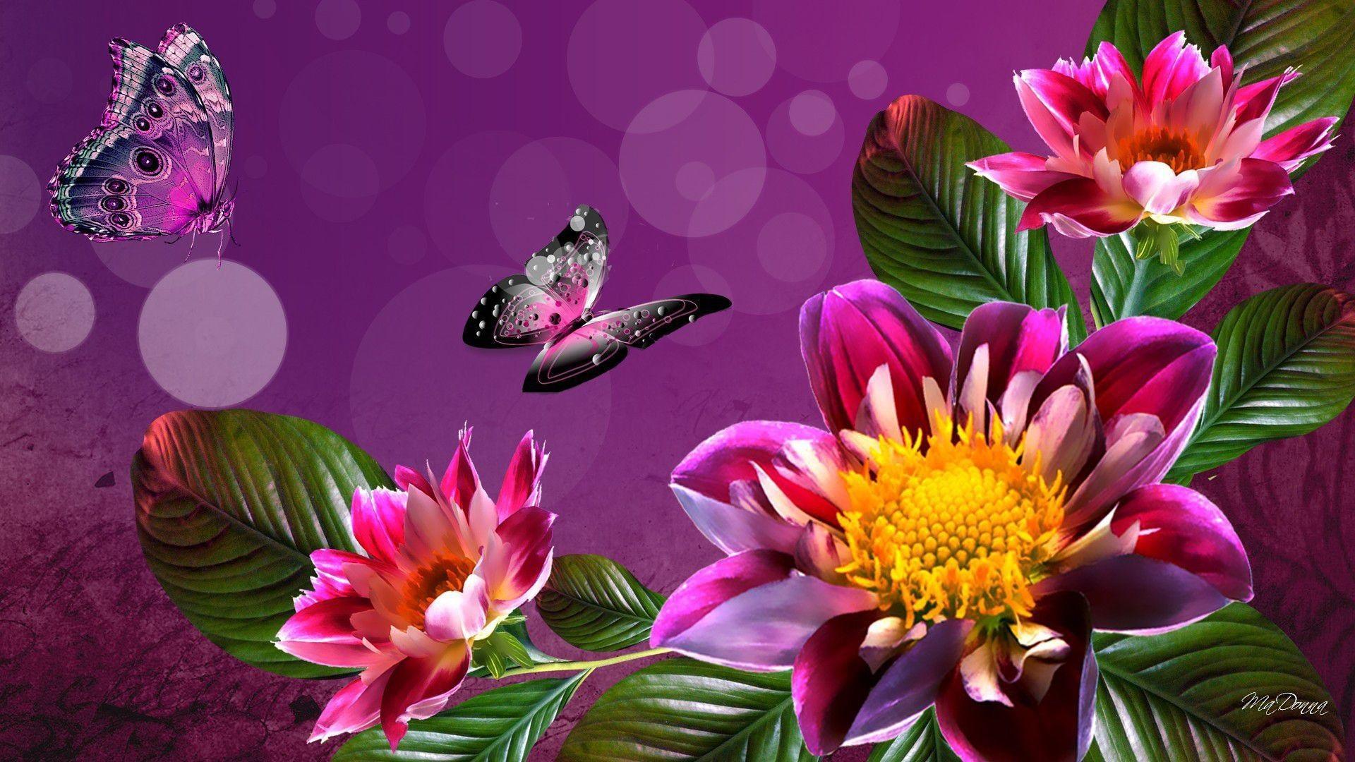 3d Flower Wallpaper For Mobile Hd Pics Of Smartphone D   Heavenwalls .