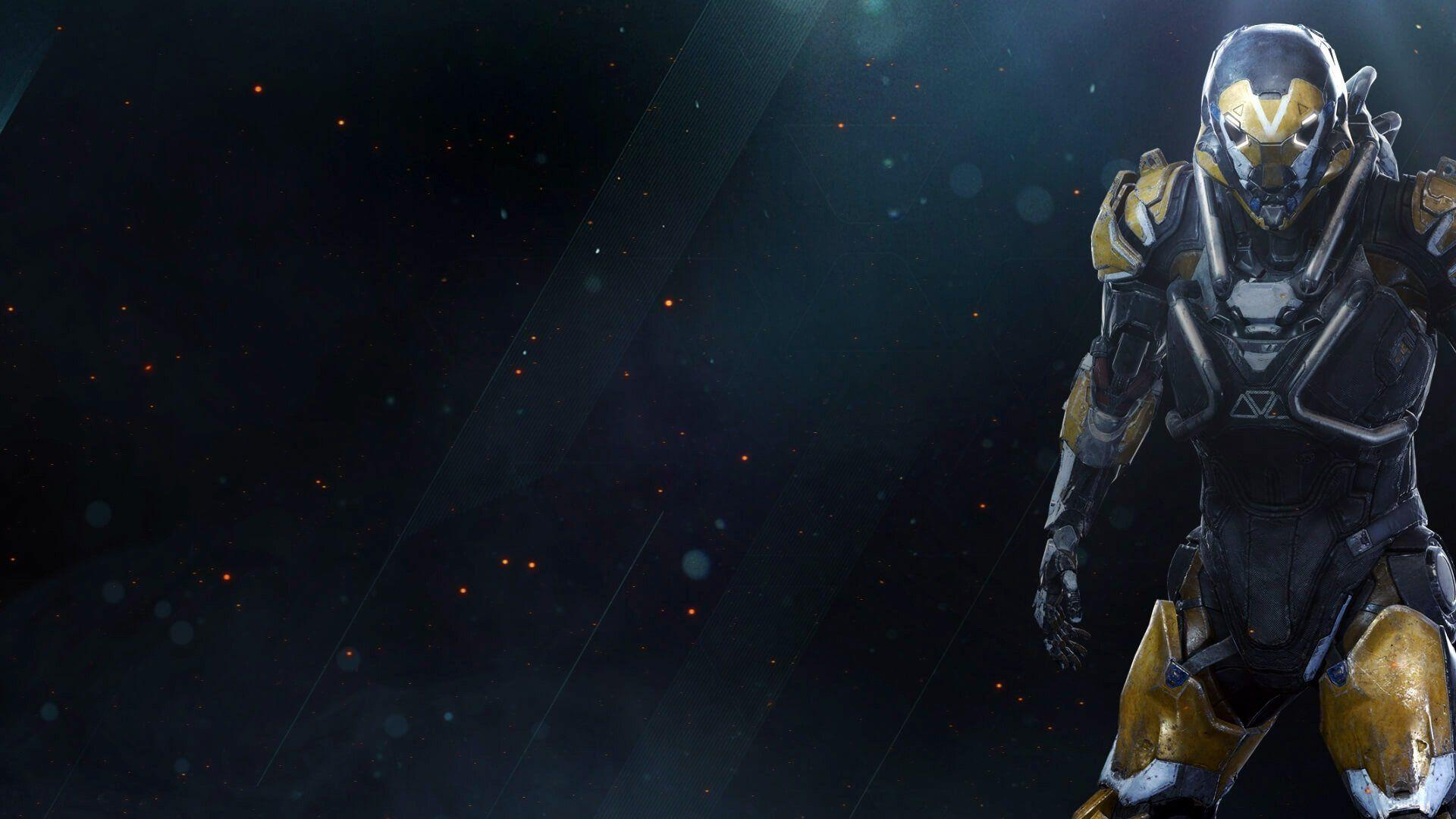 Anthem Wallpapers - Wallpaper Cave