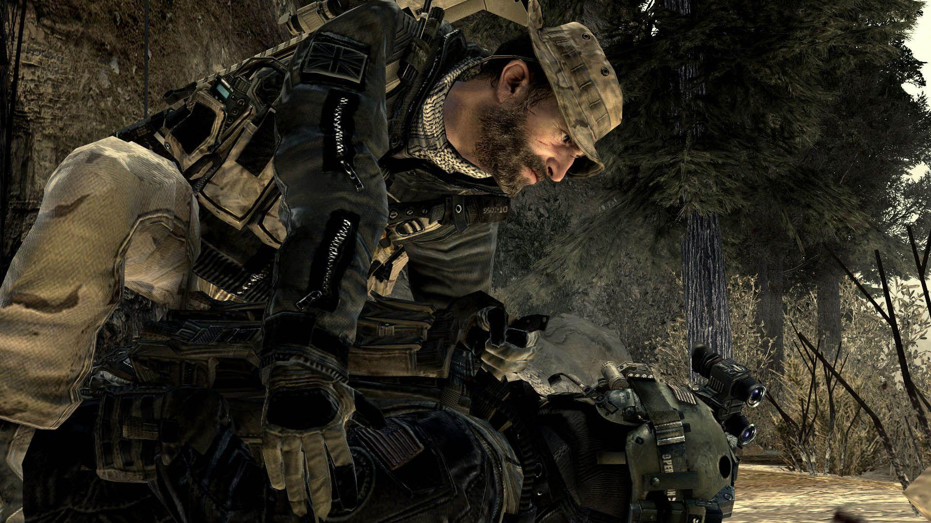 Captain Price Wallpapers Wallpaper Cave