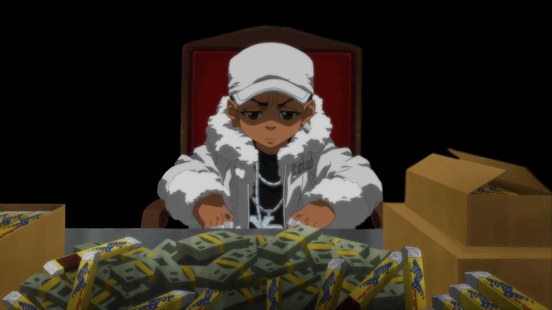 High Quality Of Boondocks Wallpapers The Mobile