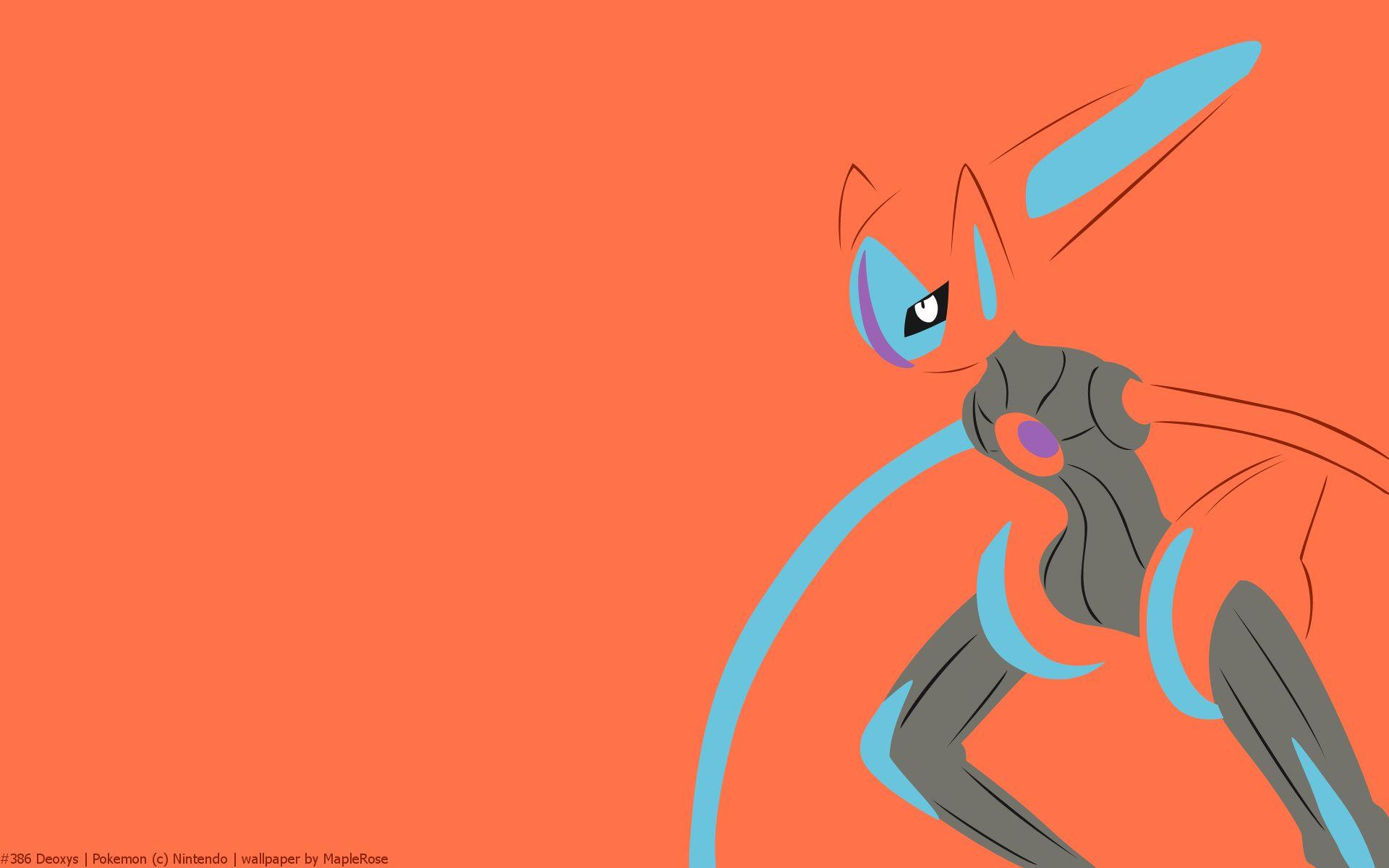 Best 2016 Wallpapers Pack: Deoxys Wallpapers, p.76 Widescreen Photos