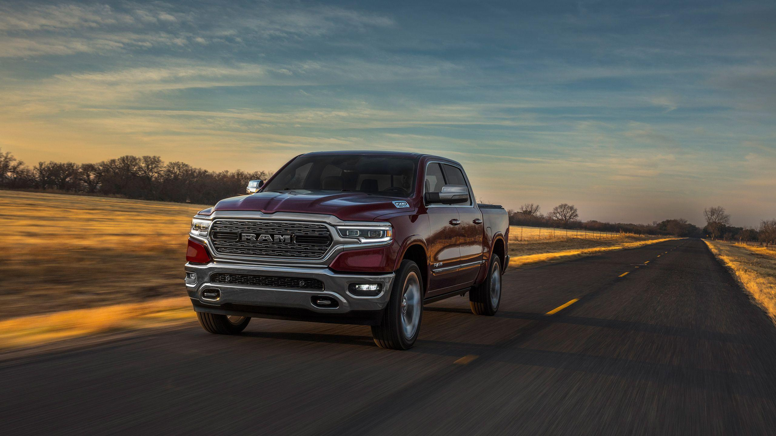2019 Ram 1500 Limited Crew Cab Wallpaper | HD Car Wallpapers | ID #9408