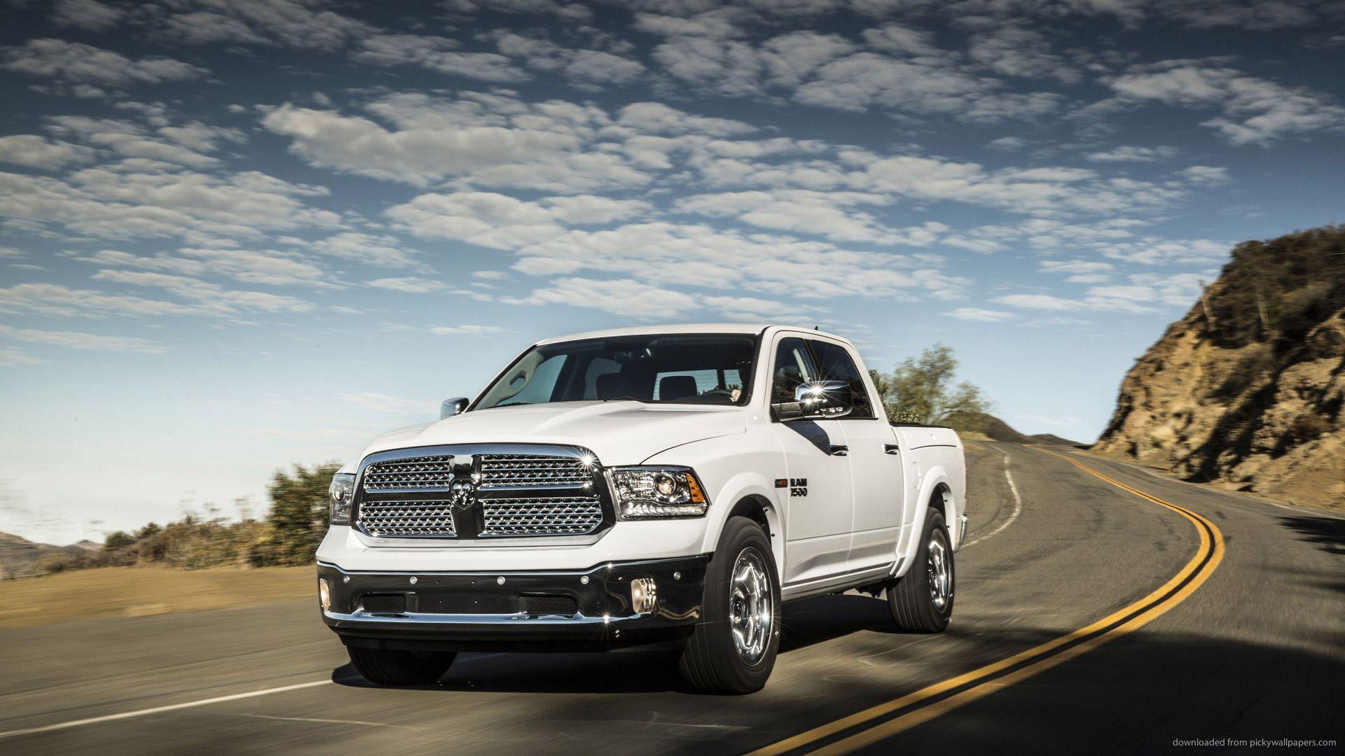 Dodge Ram 1500 Full HD Wallpaper and Background Image | 1920x1080 ...