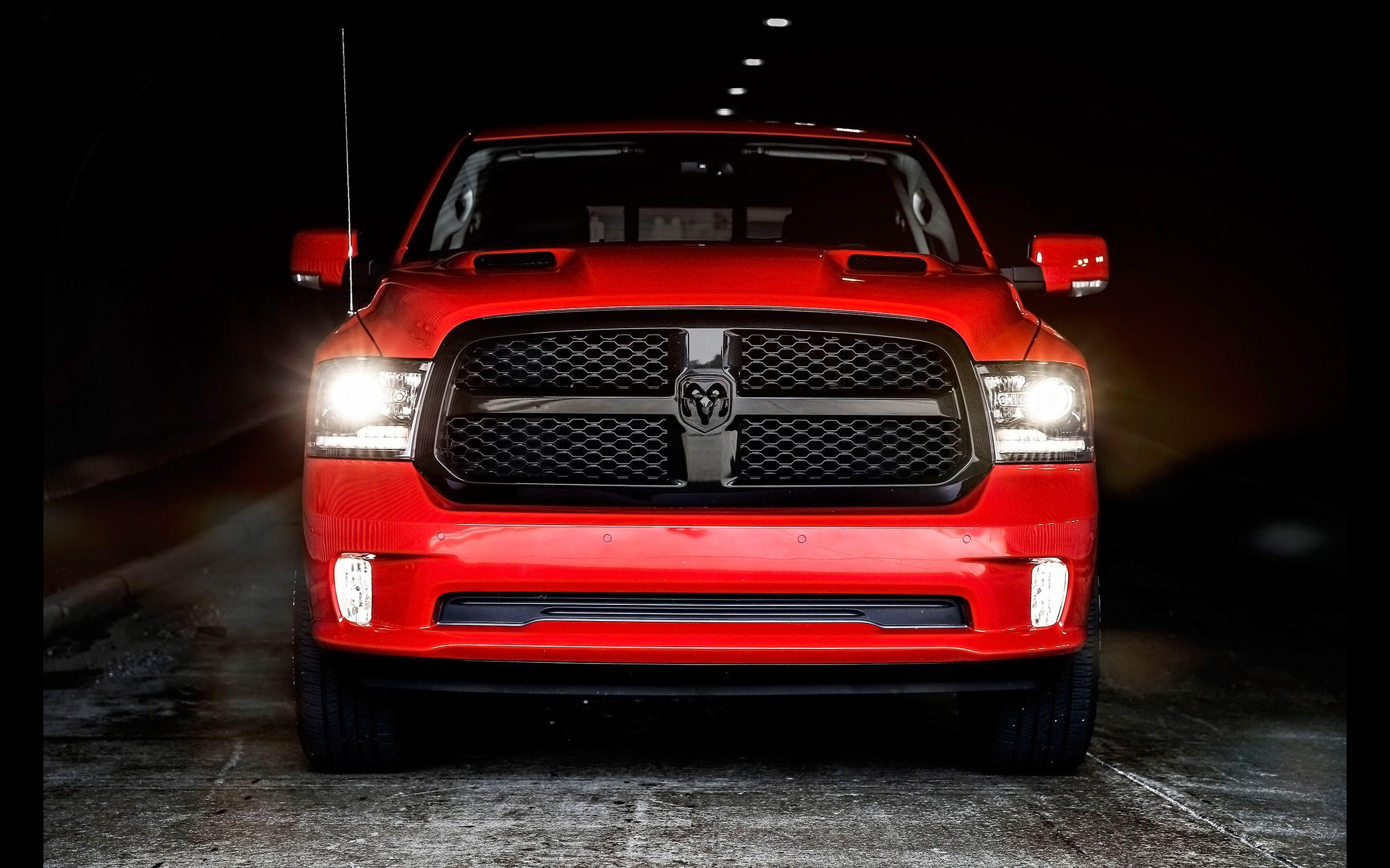 Wallpaper Ram 1500, 2017 Cars, Night Edition, Special Edition, HD ...