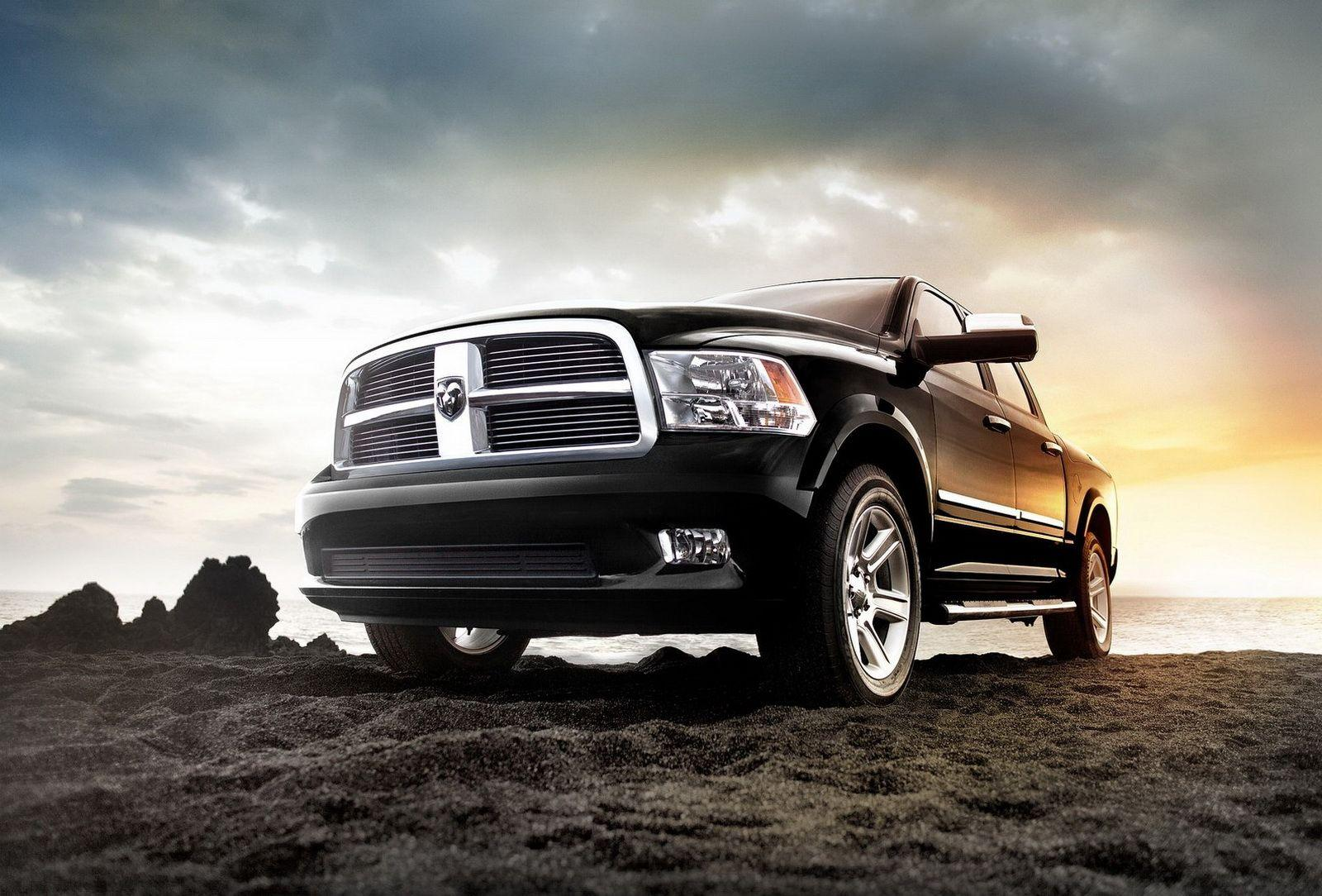 Dodge Ram 1500 Wallpaper and Background Image | 1600x1084 | ID:454666