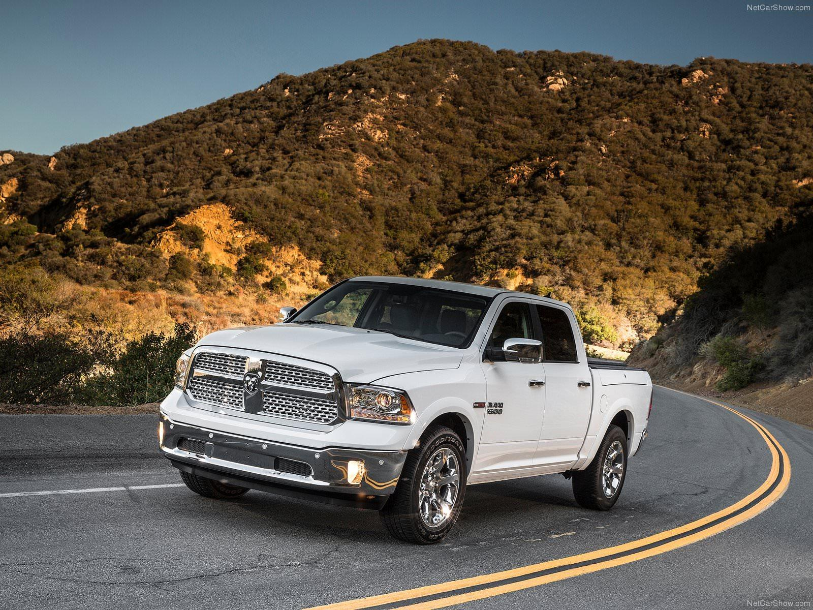 White Dodge Ram 1500 Wallpaper Download #7398 - Download Page ...