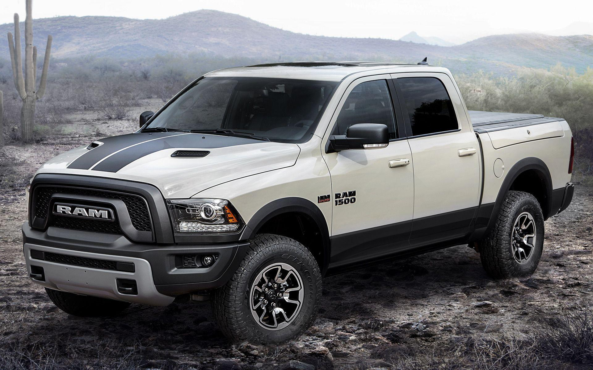 Ram 1500 Rebel Mojave Sand Crew Cab (2017) Wallpapers and HD Images ...
