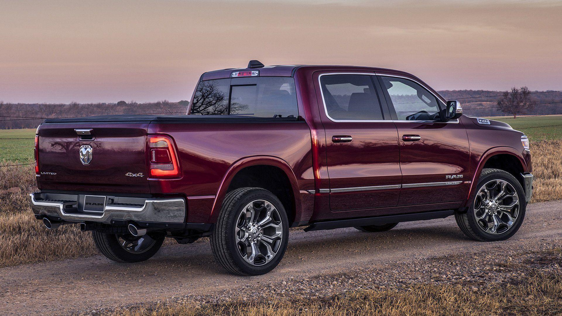2019 Ram 1500 Limited Crew Cab Full HD Wallpaper and Background ...
