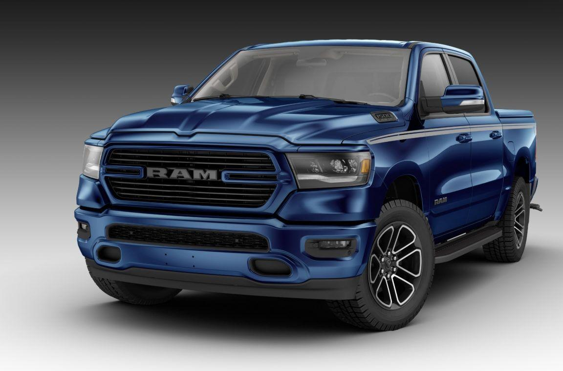 2019 Dodge Ram 1500 Engine High Resolution Wallpapers | Master Car ...
