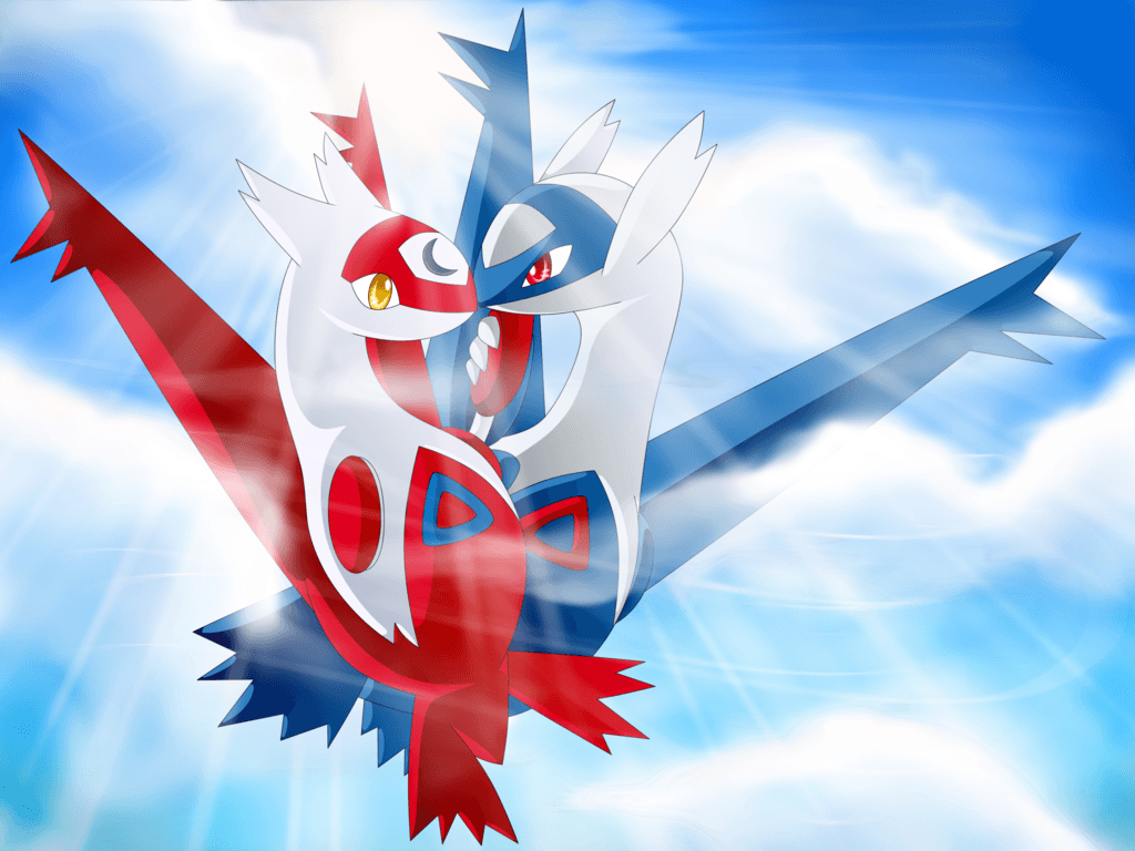 Mega latios and latias wallpaper | danasrgg.top
