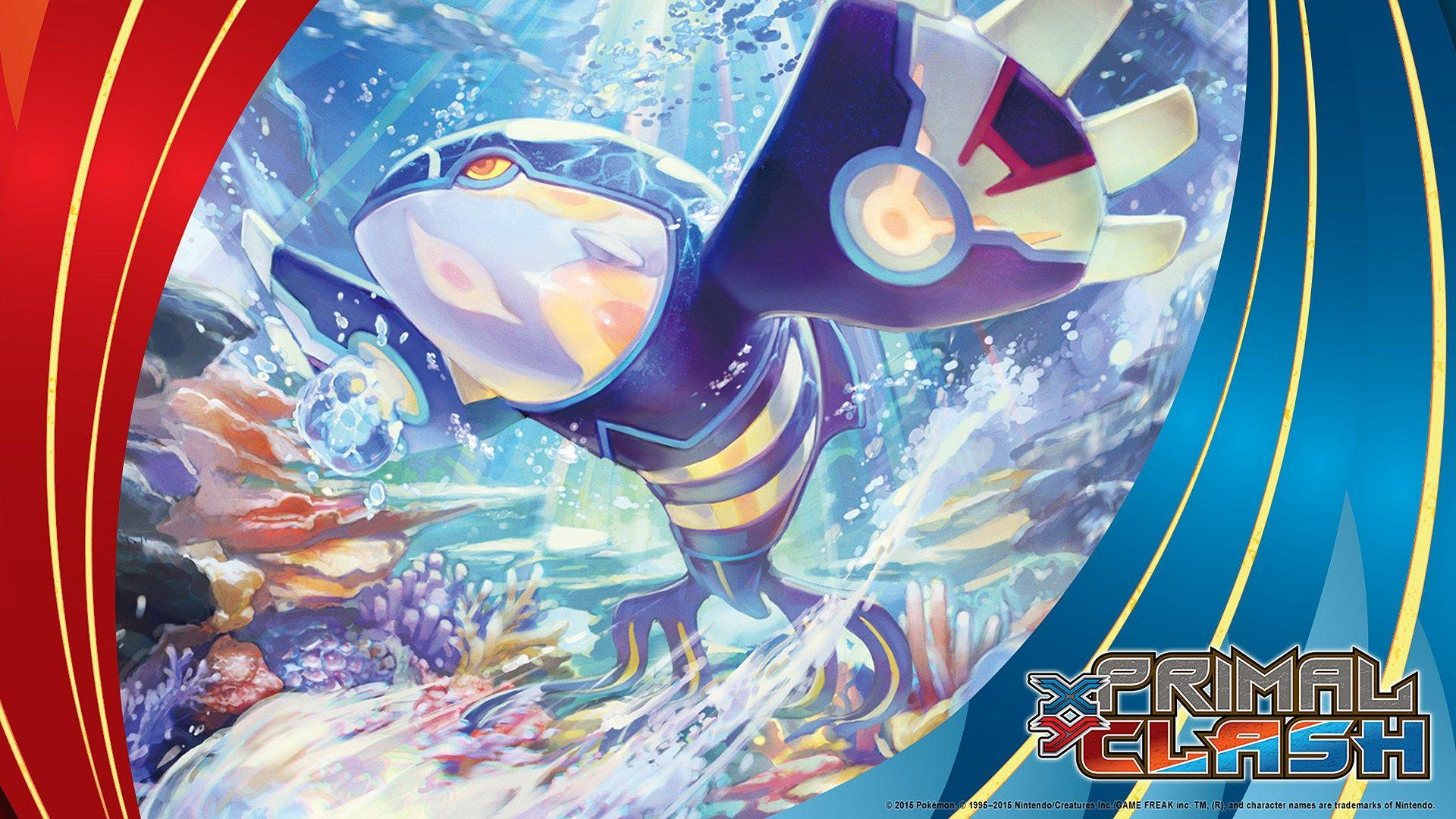 Kyogre, Pokemon, Pokemon TCG Online HD Wallpaper & Background ...
