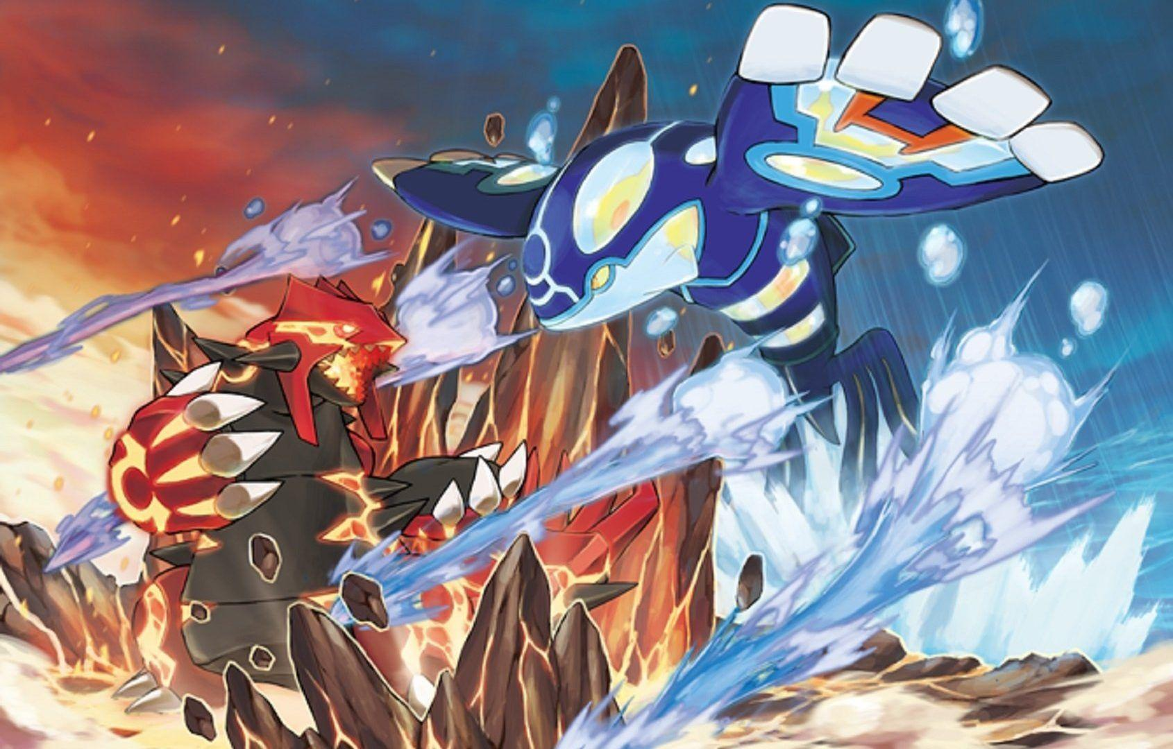 Download Pokémon Omega Ruby and Alpha Sapphire Groudon (Pokémon ...