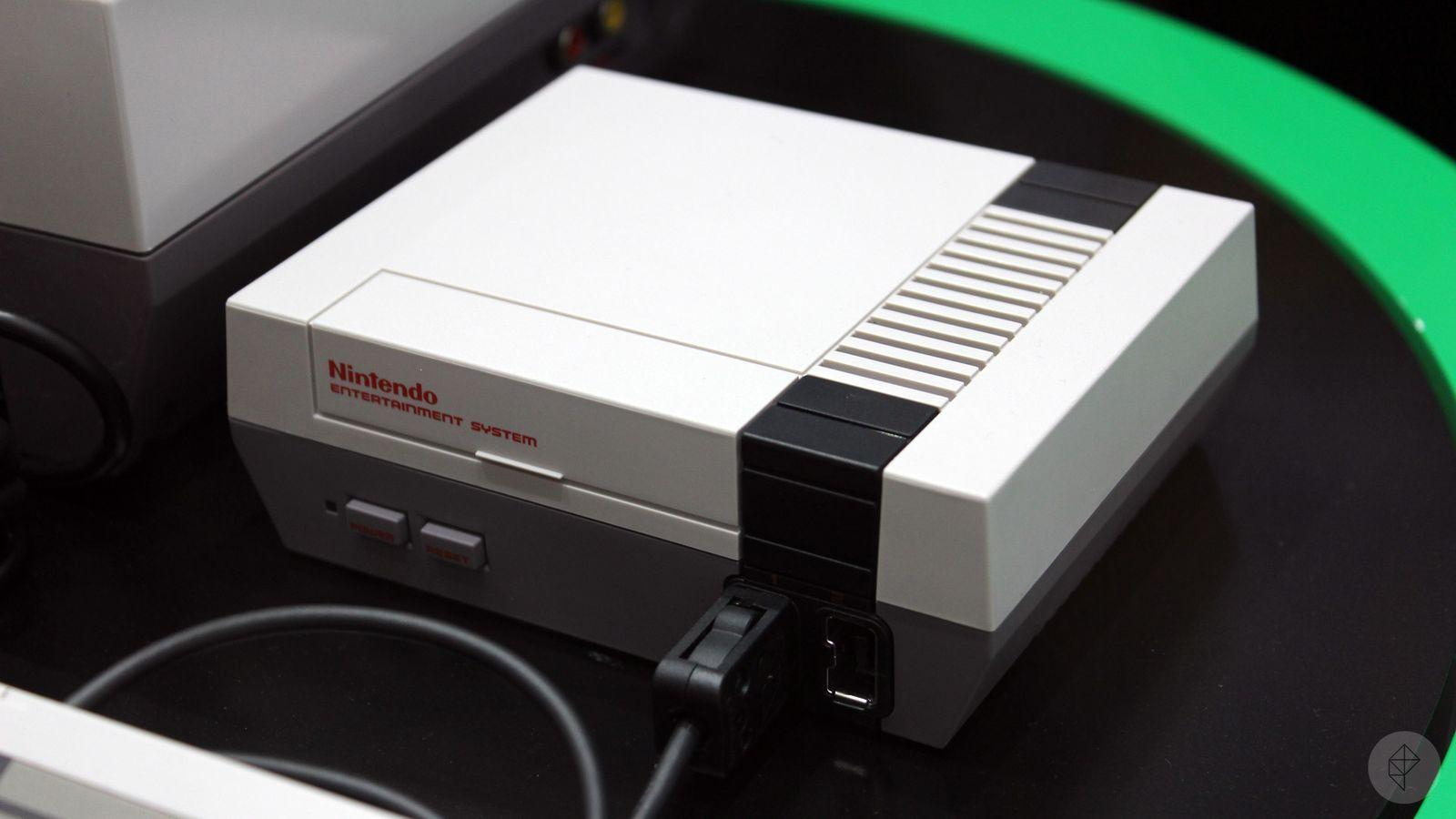 Where to buy the NES Classic Edition: Urban Outfitters
