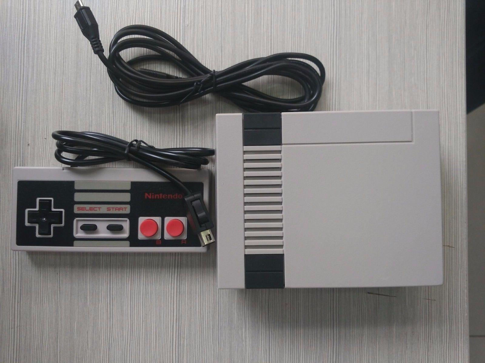 Caution: NES Classic Edition clones have started to arrive on the