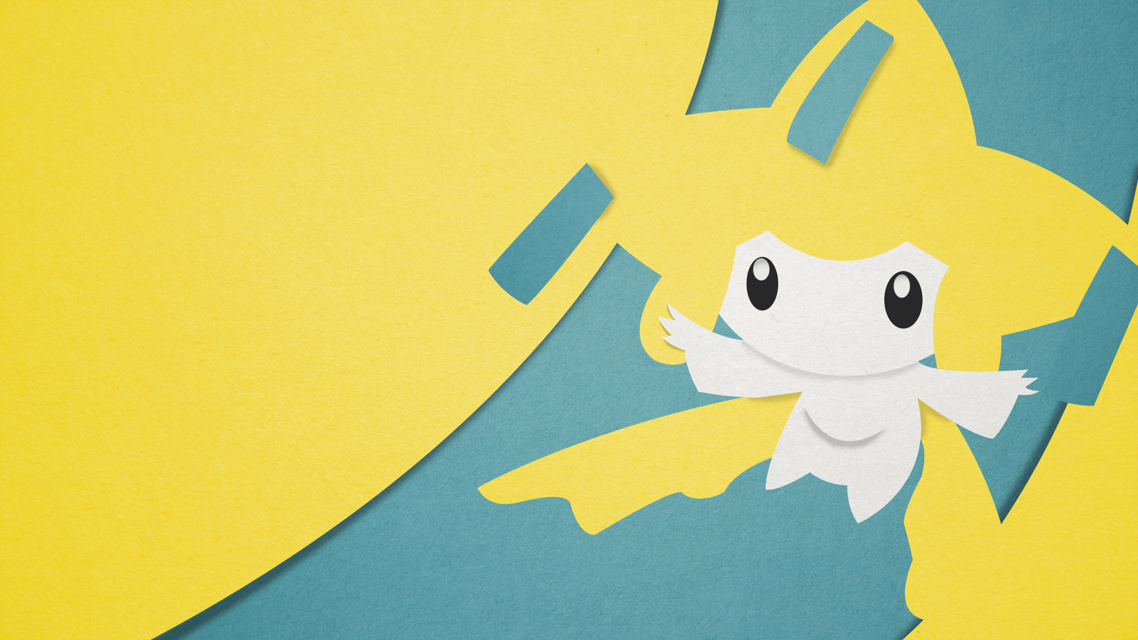 Jirachi - Material Design by EugenianToons on DeviantArt