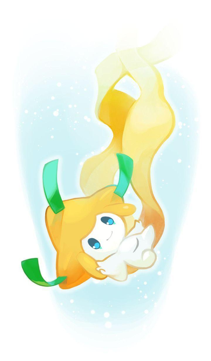 95 best Jirachi images on Pinterest | Pokemon stuff, Video games and ...