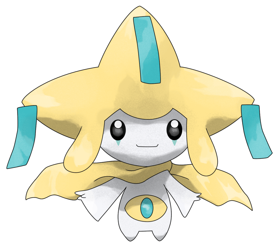 Jirachi by Smiley