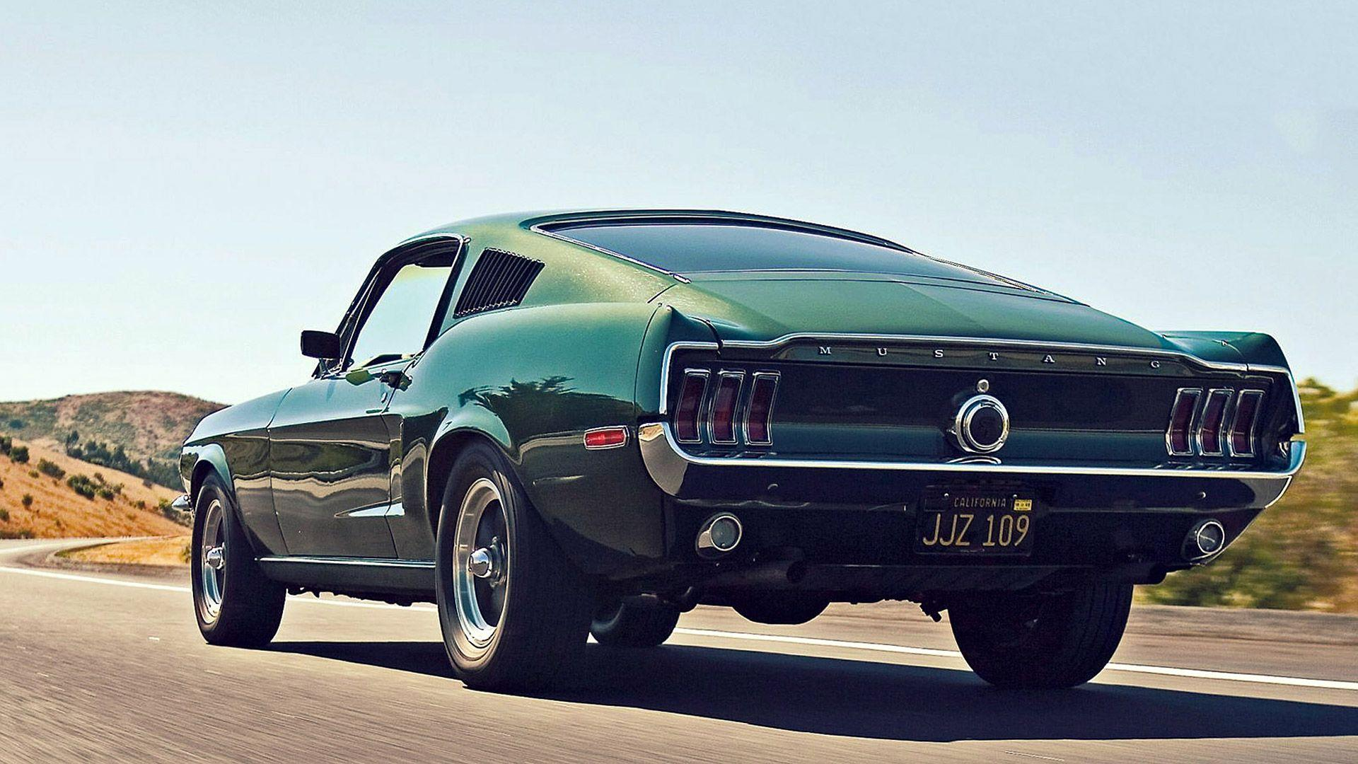 1968 Mustang Wallpapers Wallpaper Cave