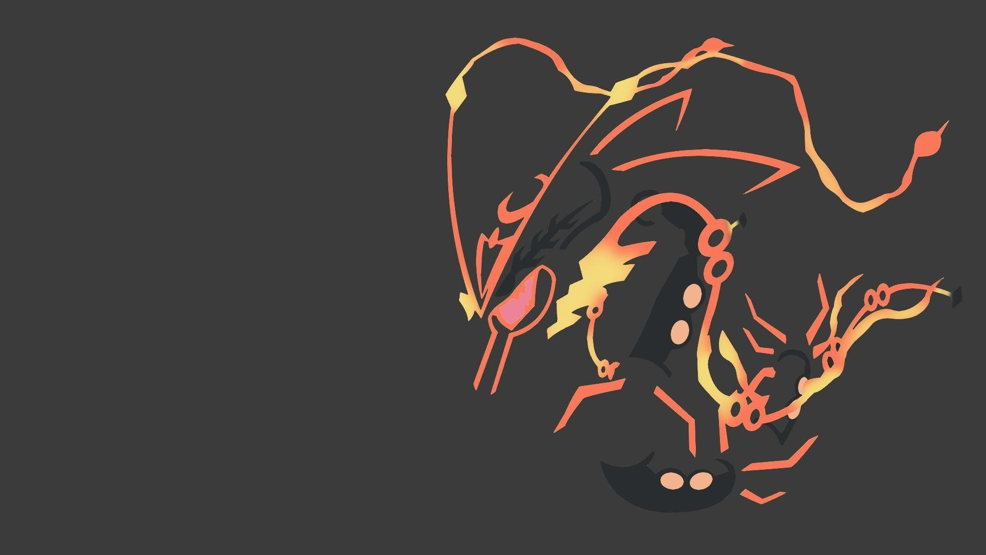 Mega Rayquaza HD Wallpapers