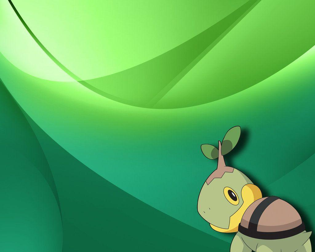Turtwig wallpaper by AlexenW on DeviantArt
