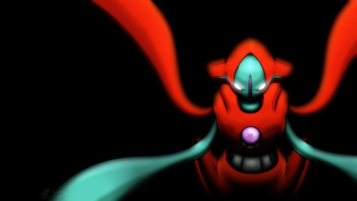 Deoxys by VoxRobotics