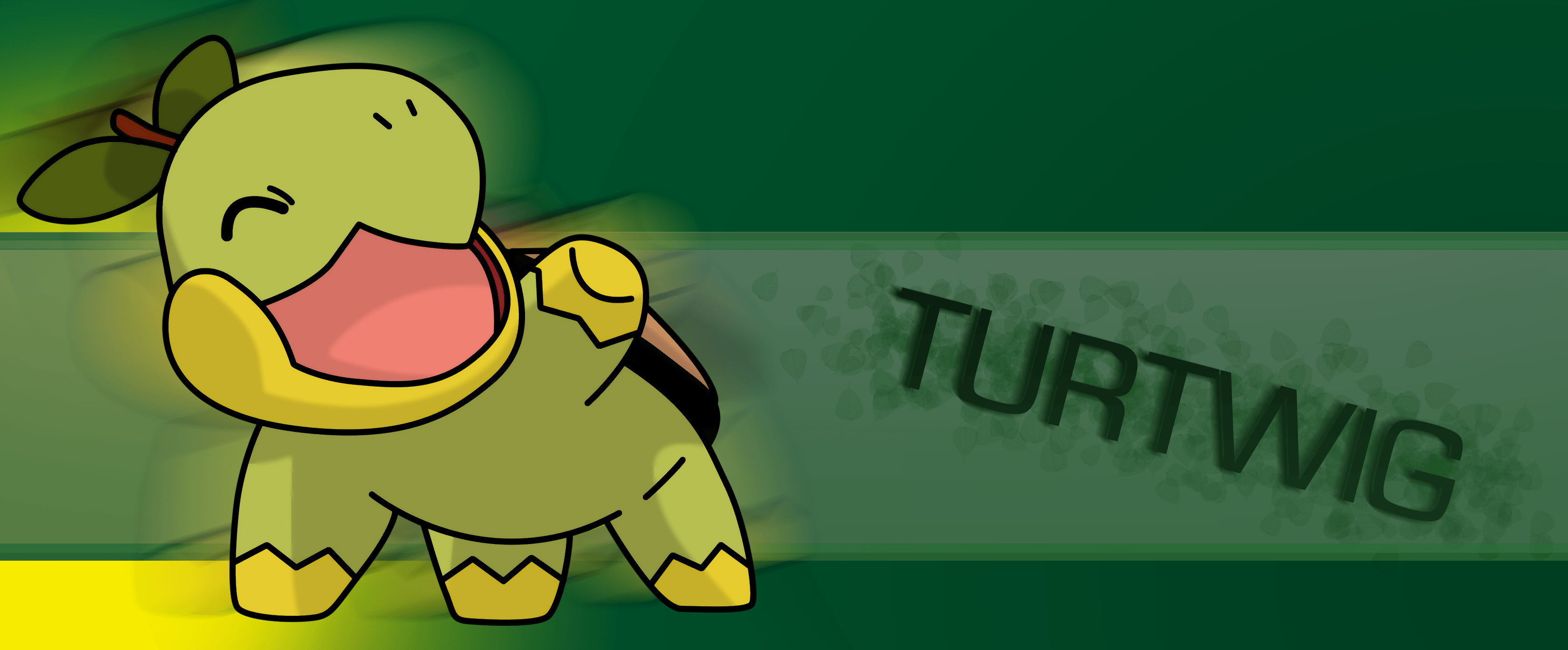 Turtwig by Twiggmister on DeviantArt
