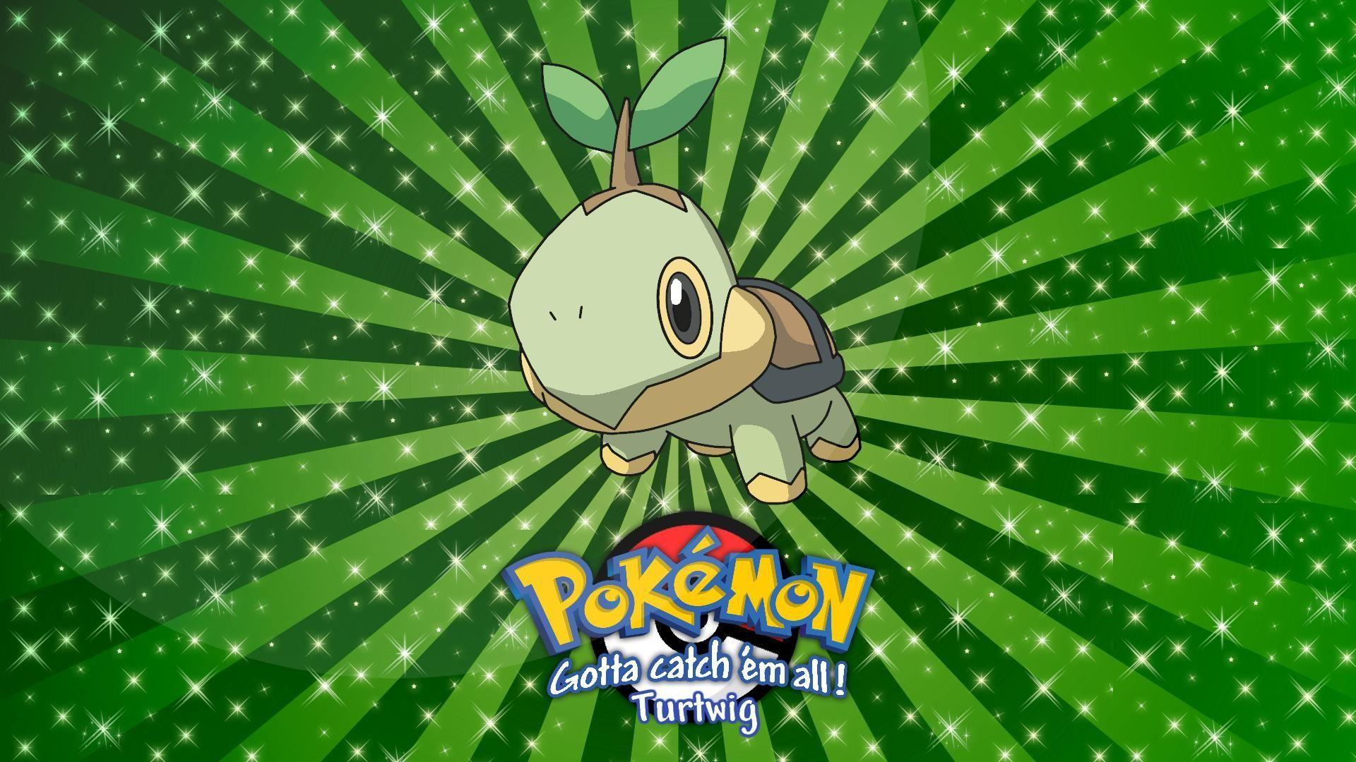 Turtwig Wallpaper | HD Wallpapers | Pinterest | Wallpaper, Hd ...