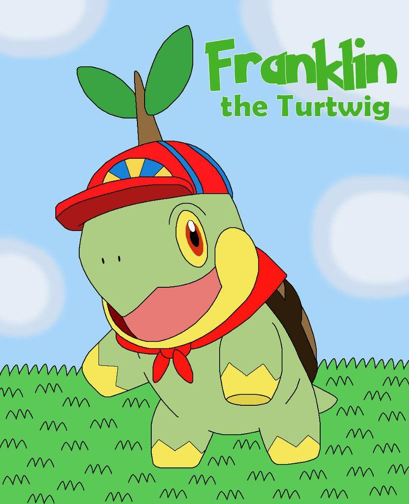 Franklin the Turtwig by MCsaurus on DeviantArt