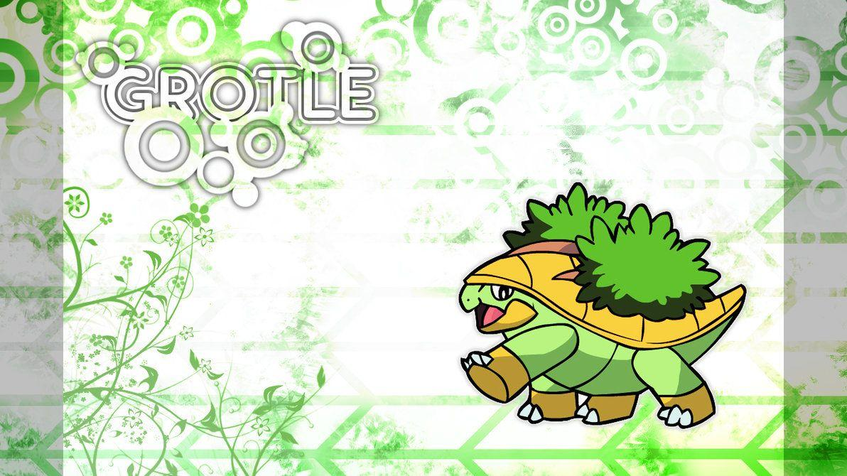 Grotle Wallpapers 16:9 by applejackles