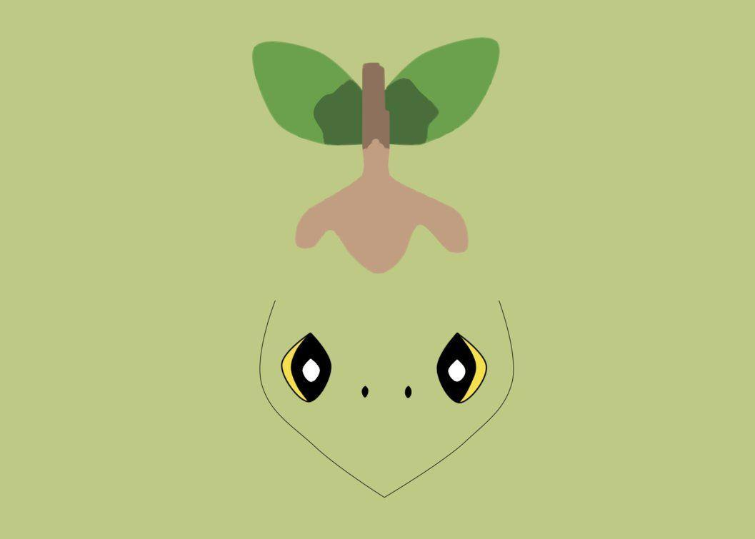 Turtwig (HD Wallpaper) by Rogamsu on DeviantArt | Download Wallpaper ...